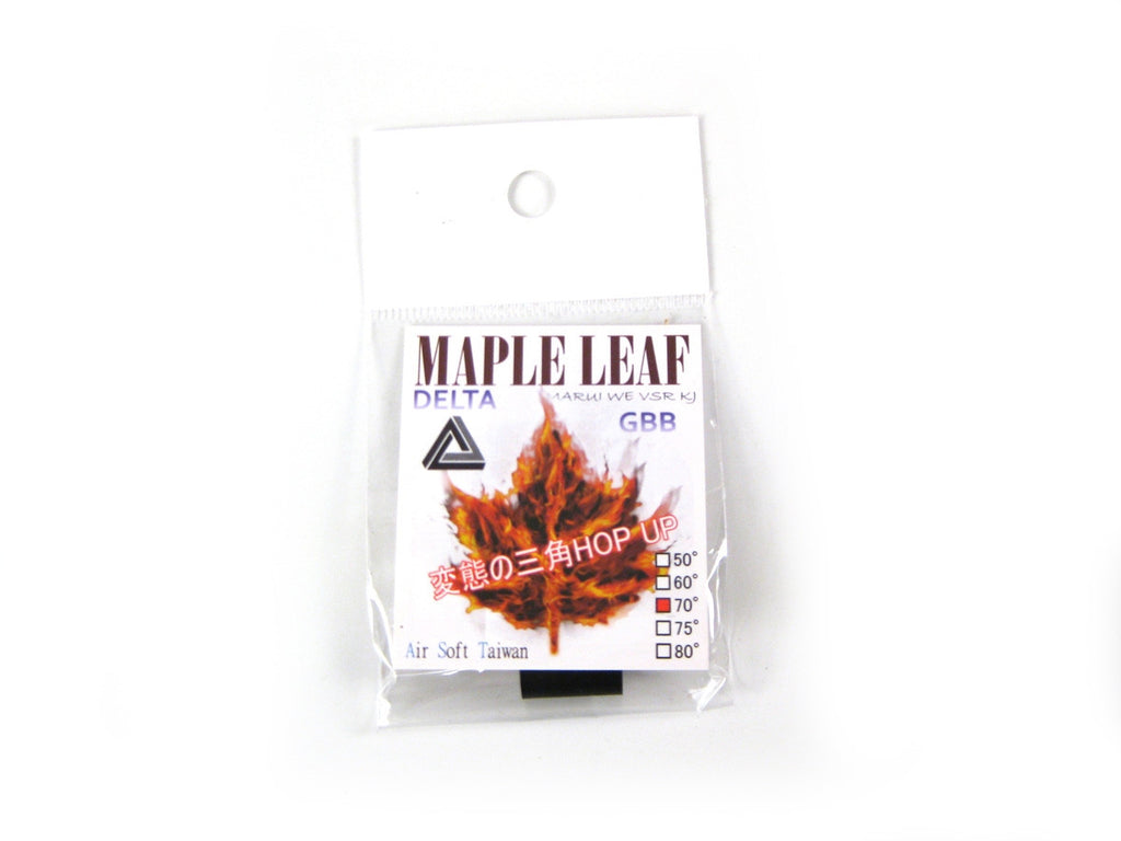 Maple Leaf Delta System Hop Up Rubber 70-Degree