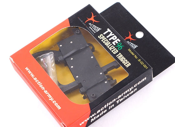 Action Army Type 96 Zero Trigger - Airsoft Atlanta