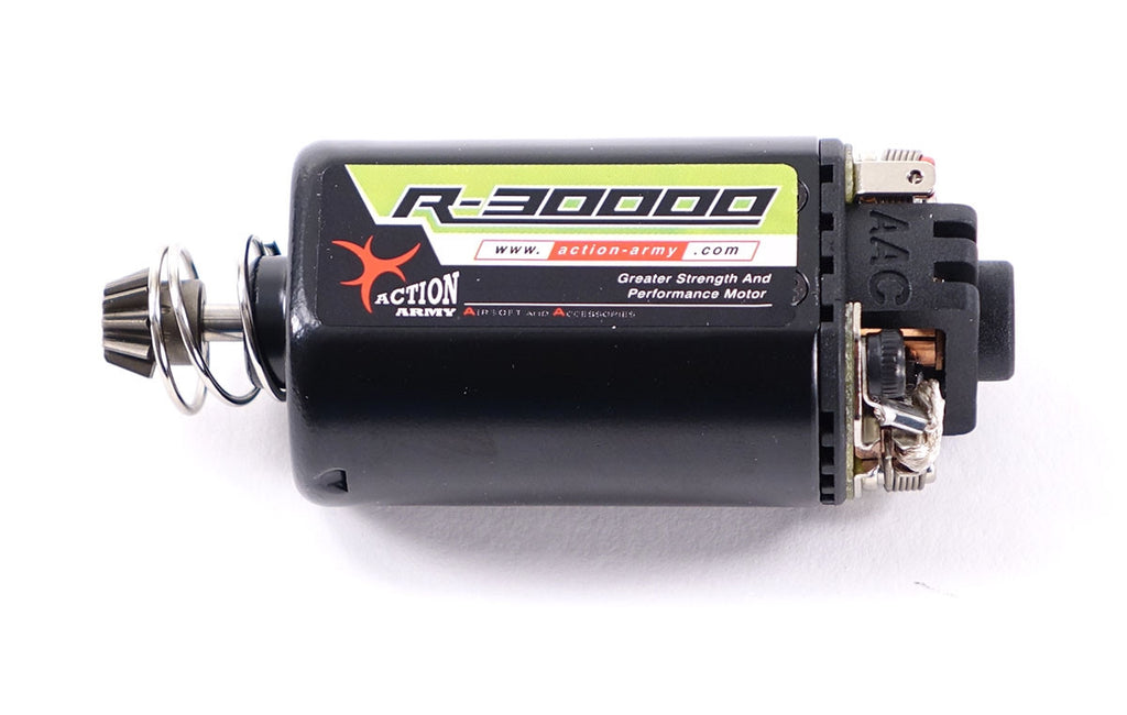 Action Army R30000 Short Motor (high torque) - Airsoft Atlanta