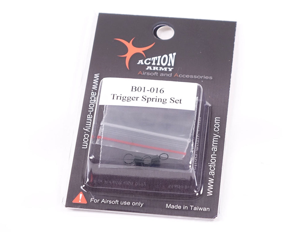 Action Army VSR-10 Trigger Spring Set - Airsoft Atlanta