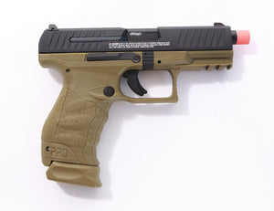 VFC Walther PPQ Tactical Gas Pistol - Desert Tan