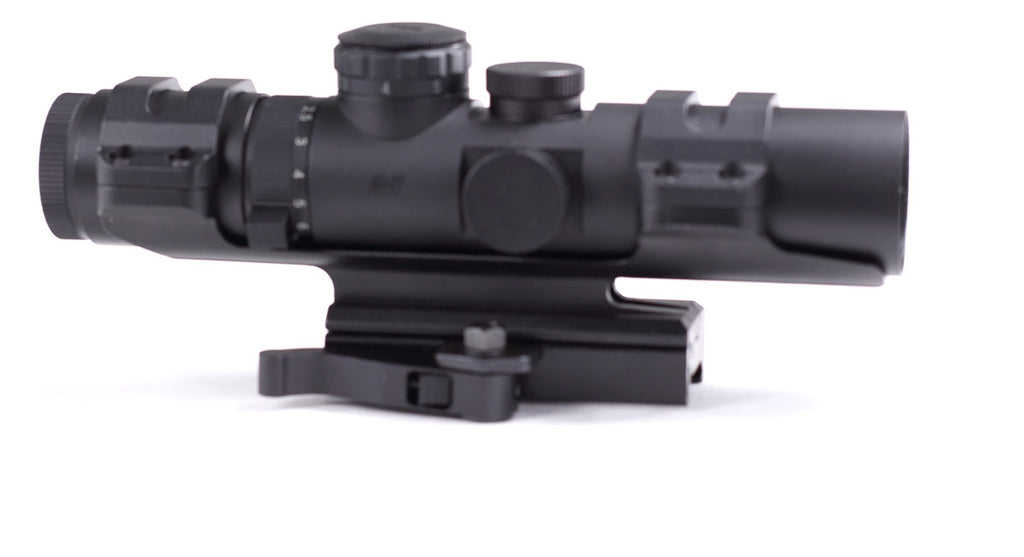 NcSTAR 2-7x32 XRS Illuminated Scope