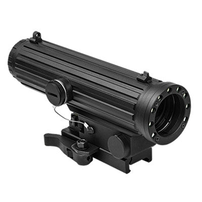 NcStar LIO Scope 4X34mm with NAV LED Lights