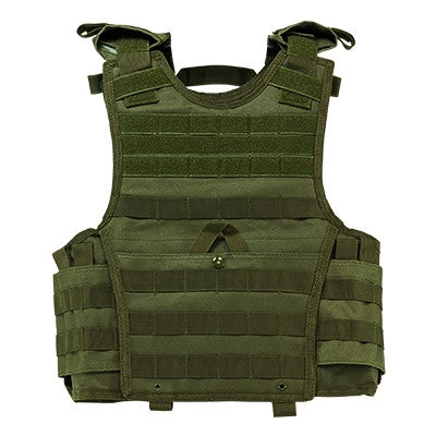 NcSTAR Expert Plate Carrier Vest Small - Green