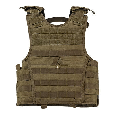 NcSTAR Expert Plate Carrier Vest Small - Tan
