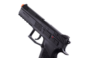 ASG CZ P-09 Co2 Gas Gun Black - Airsoft Atlanta