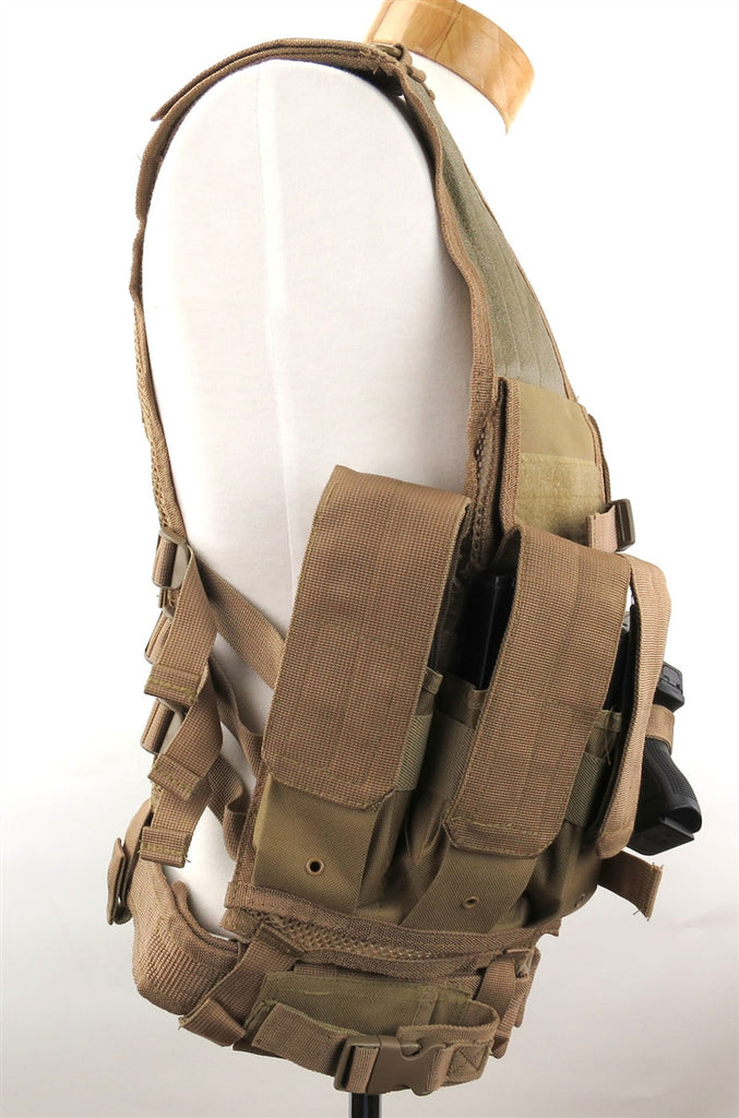 NcSTAR Crossdraw Tactical Vest
