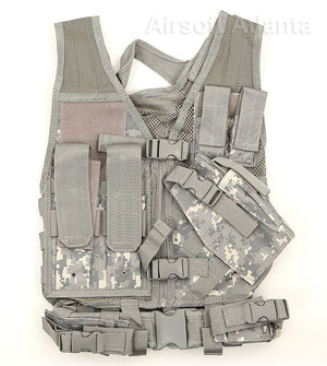 NcSTAR Crossdraw Tactical Vest (Child Size)