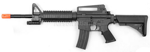 UKARMS M4 RIS Spring Rifle with Crane Stock