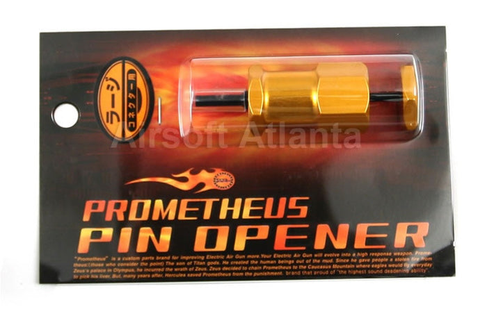 Prometheus Pin Opener for Large Connector (Yellow)