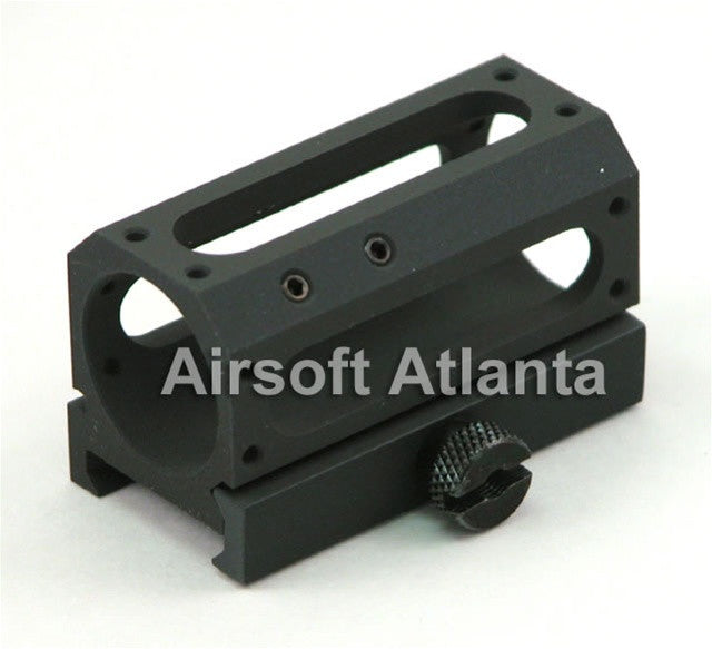 First Factory Rail Mount Block 20mm diameter