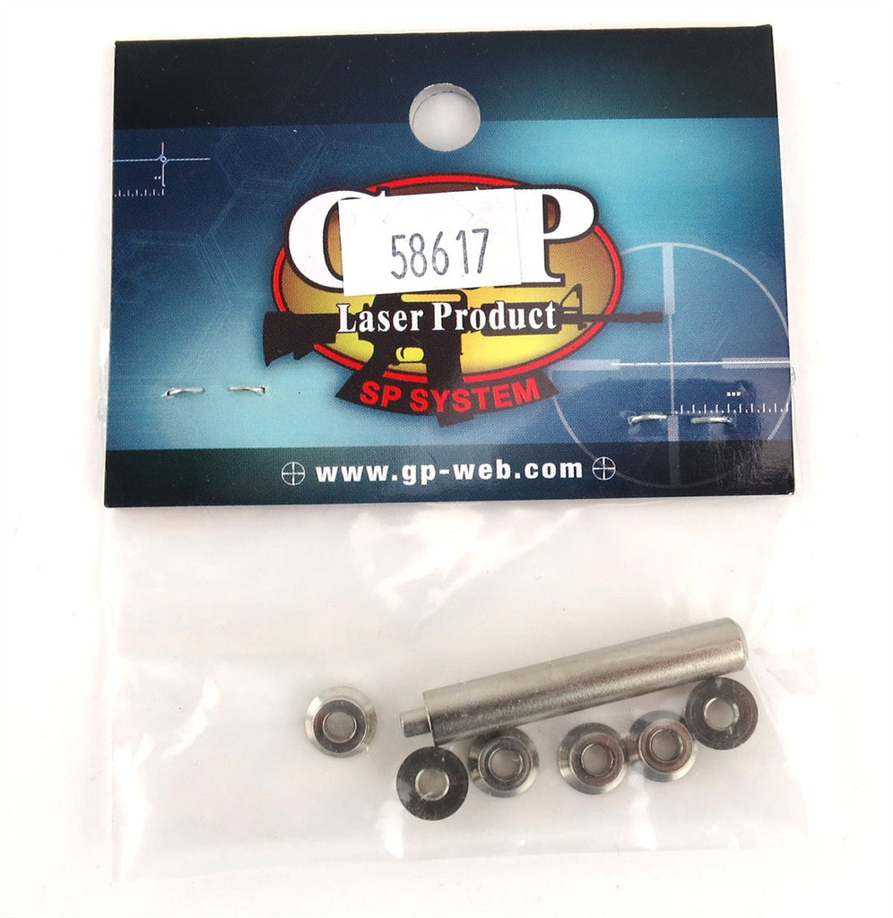 G&P Metal Bushings with Press