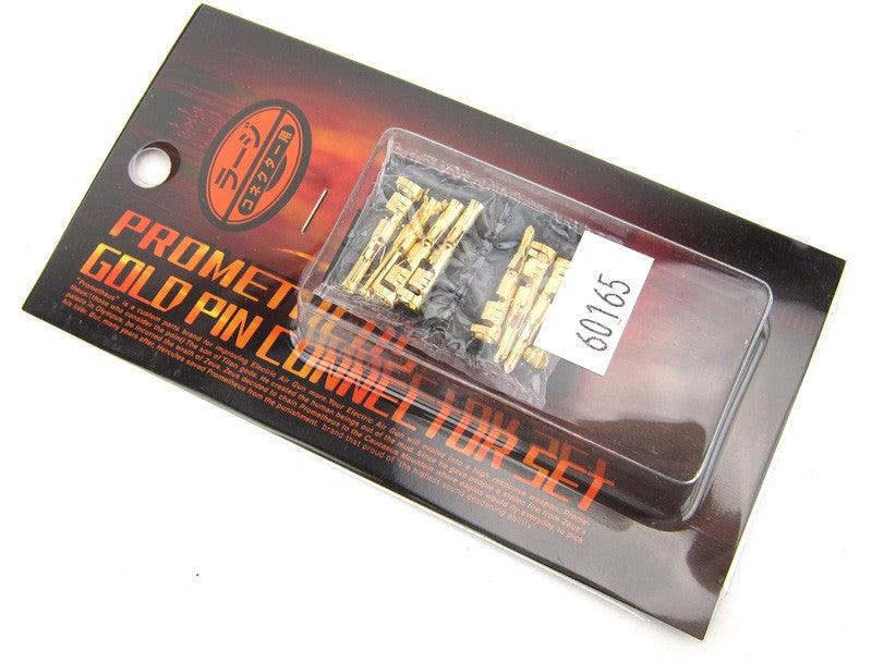 Prometheus Gold Battery Connector (Large)