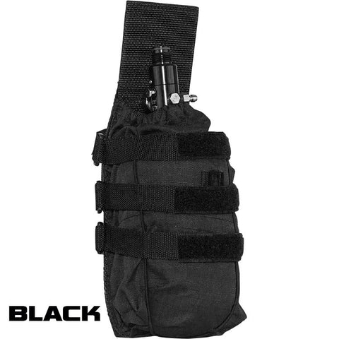 V-Tac Tactical HPA Gas Tank Pouch - Black