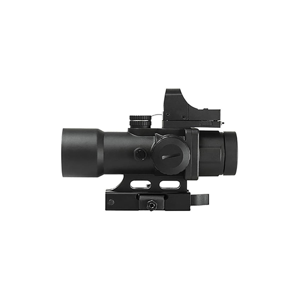 NcSTAR 3.5X32 CPO Scope w/ Micro Red Dot