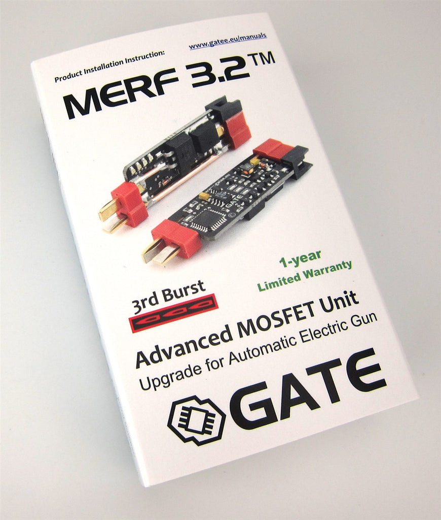 Gate MERF 3.2 Mosfet Unit