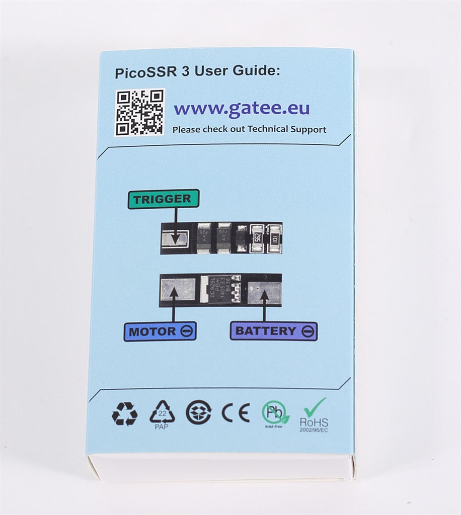 Gate PicoSSR 3 Mosfet Unit
