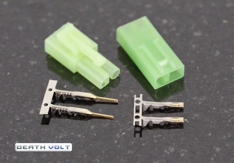 DeathVolt Mini Tamiya Plugs Pair