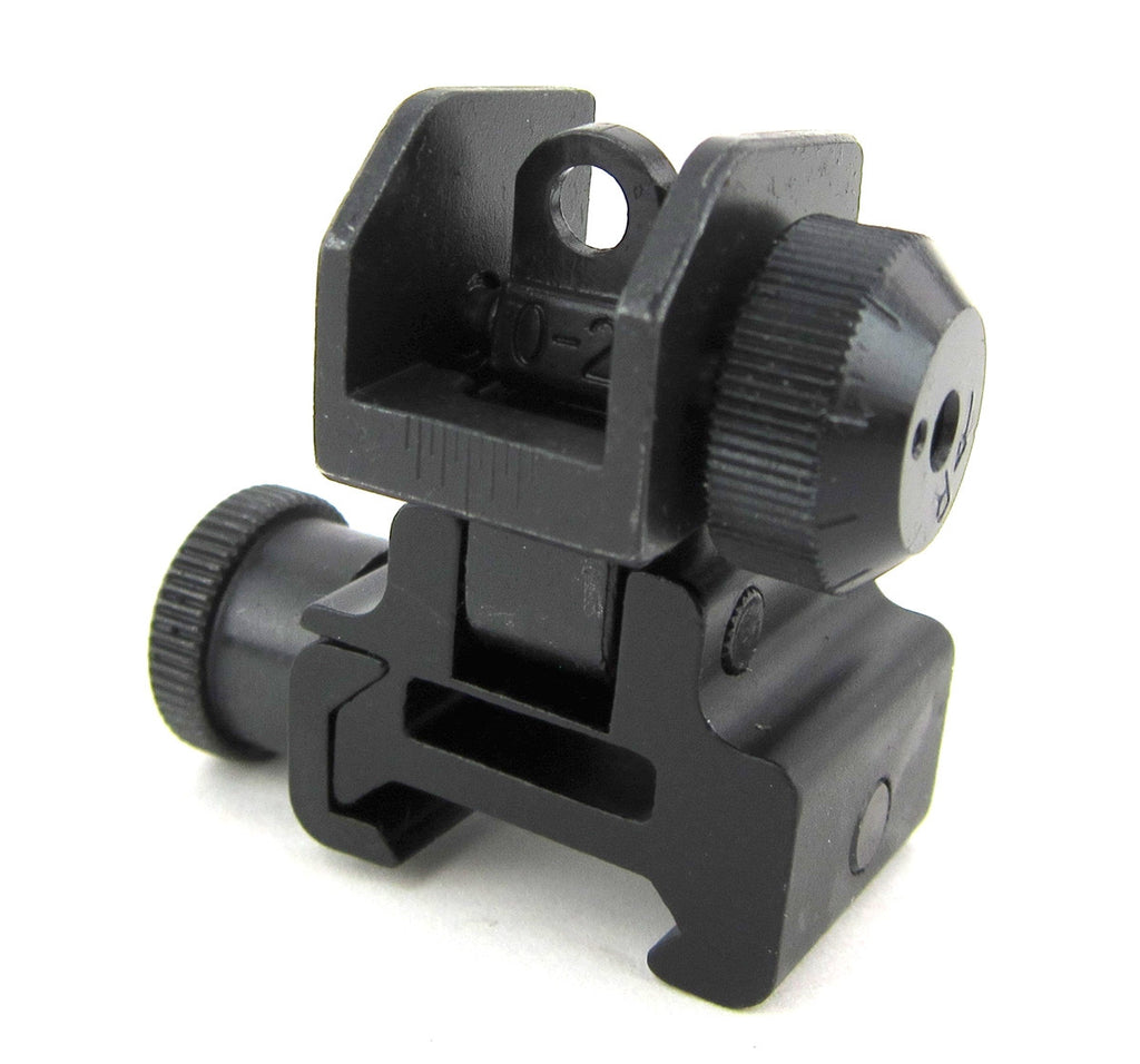 NcSTAR RIS Flip Up Rear Sight