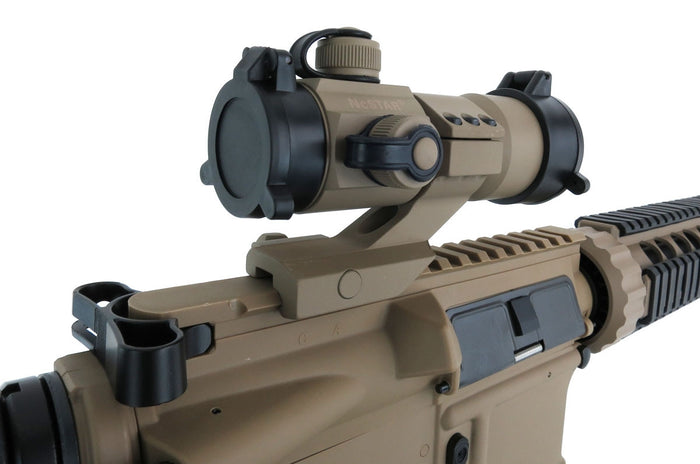 NcSTAR 35mm Tactical Dot Sight w/ Cantilever Mount (Tan) - DRGB135T