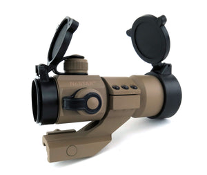 NcSTAR Tactical Dot Sight w/ Cantilever Mount (Tan)