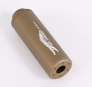 G&G SS-100 Suppressor (Tan, 14mm CCW)
