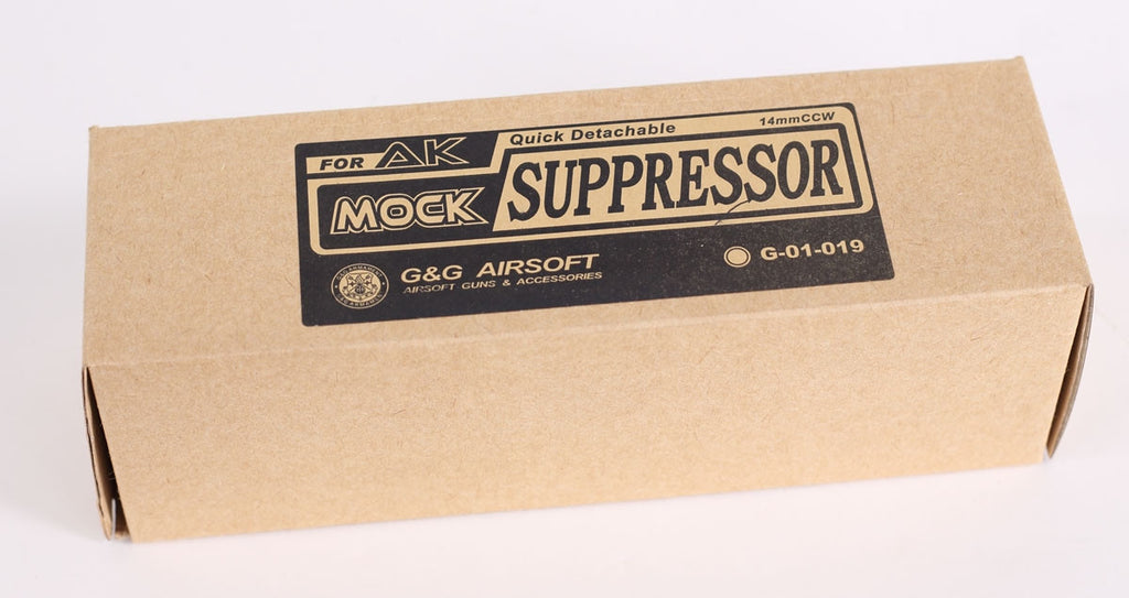 G&G PBS-1 Suppressor for AK (14mm CCW)