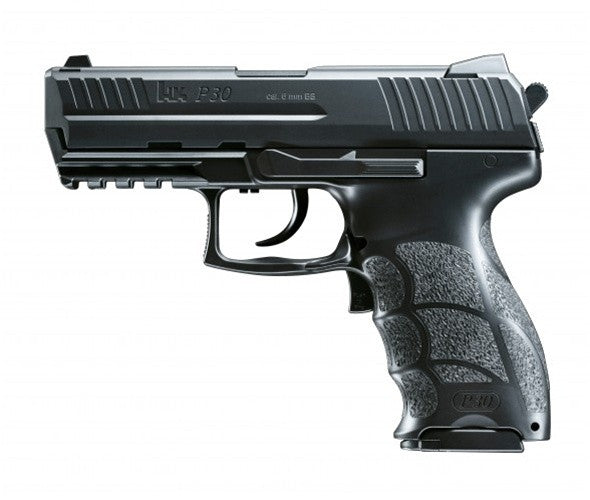 H k p30 electric airsoft pistol aep airsoft atlanta for Combat portent 30 22