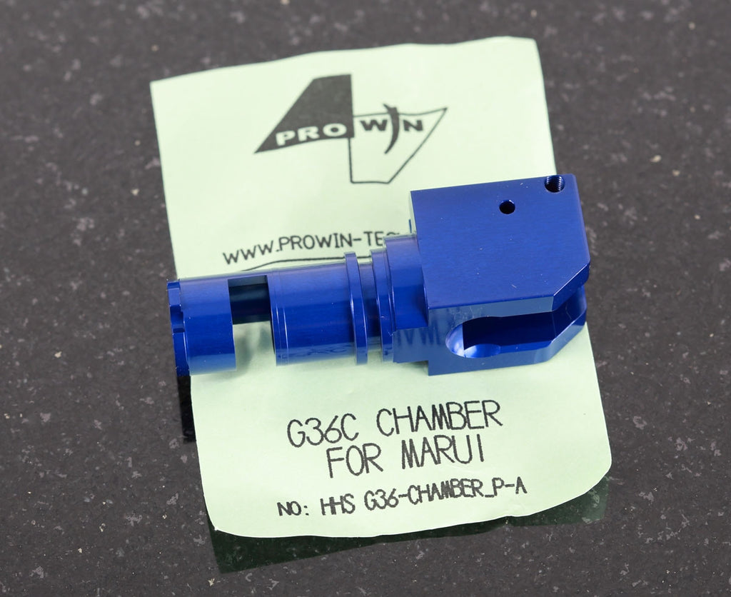 ProWin CNC Aluminum Hop Up Chamber for G36