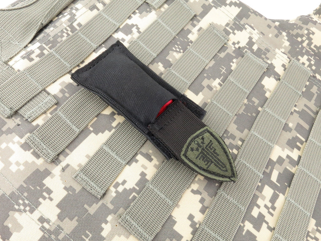 Elite Force Kill Rag / Pouch (Black)