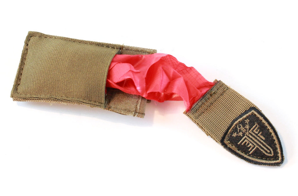 Elite Force Kill Rag / Pouch (Tan)