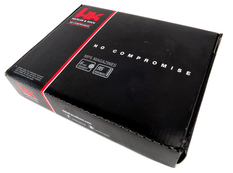 H&K Elite Force MP5 95-Round Magazine Box Set (10-Pack)