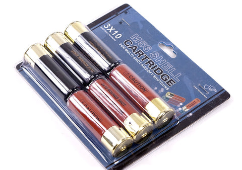 Double Eagle M56 Shotguns 3-Shot Shells (6pk)