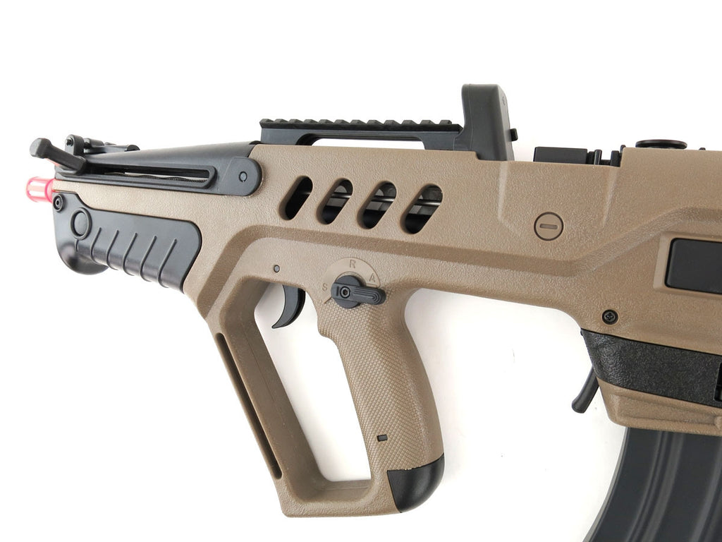 IWI Elite Force Tavor 21 Competition AEG - Dark Earth