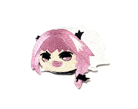 Astolfo Trap Plushie Patch