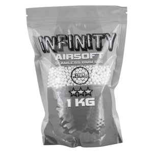 Valken Infinity White Airsoft BBs - Bag