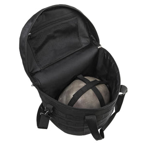 NcSTAR Helmet/Face Mask Protective Case Bag - Black