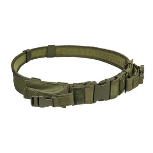 NcSTAR Tactical Duty Carrying Belt w/Mag Pouches