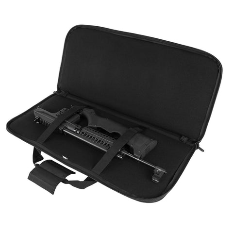NcSTAR 28 Inch SMG Gun Bag Case - Black