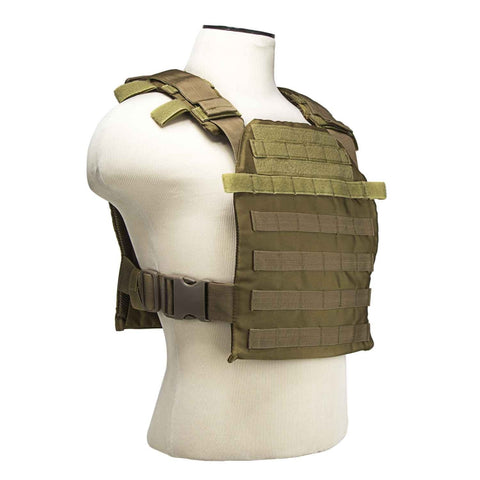 NcSTAR Fast Plate Carrier Vest - 10x12 (Child Size)