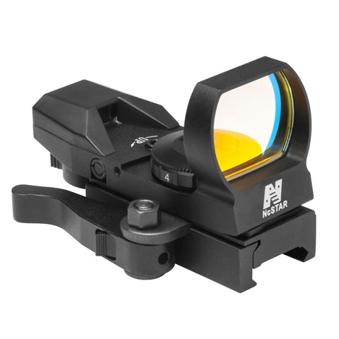 NCStar 4 Reticle Green Dot Sight QD Mount - D4BGQ