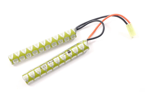 Elite Force 9.6v 1600 MAh Nun-Chuck Battery