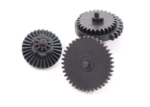 SHS Steel AEG Gear Set - Ultra-High Speed (13:1 gear ratio - 2013 Edition)