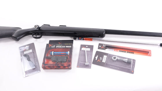Advanced Airsoft Sniper VSR10 - Starter Kit