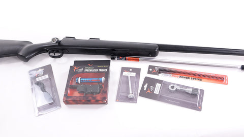 Advanced Airsoft Sniper VSR10 - Starter Kit - Airsoft Atlanta