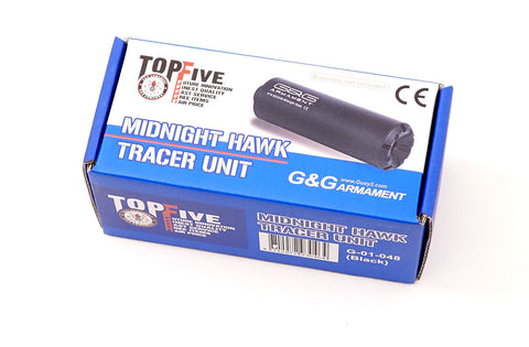 G&G Midnight Hawk Tracer Unit - Black