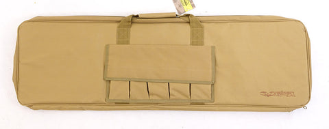 Valken 42 Inch Gun Rifle Case Bag - Tan