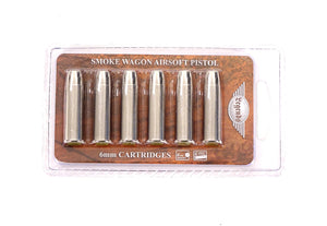 Elite Force Smoke Wagon Revolver Spare Shells (6 Pack)