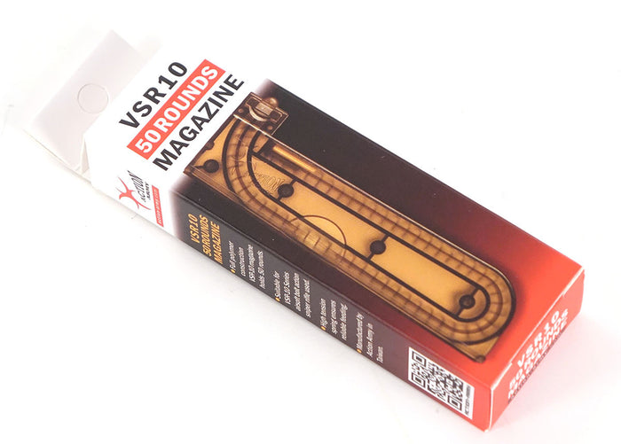 Action Army VSR-10 Magazine - 50 Rounds