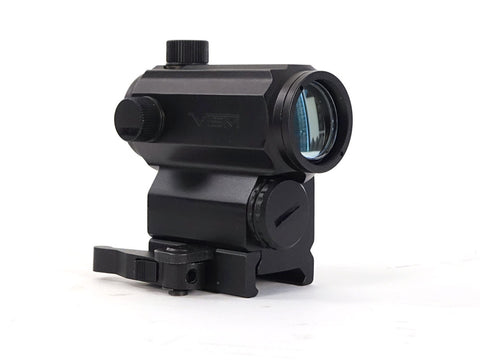 NcSTAR Micro Red and Blue Dot Sight - Black (VDBRB)